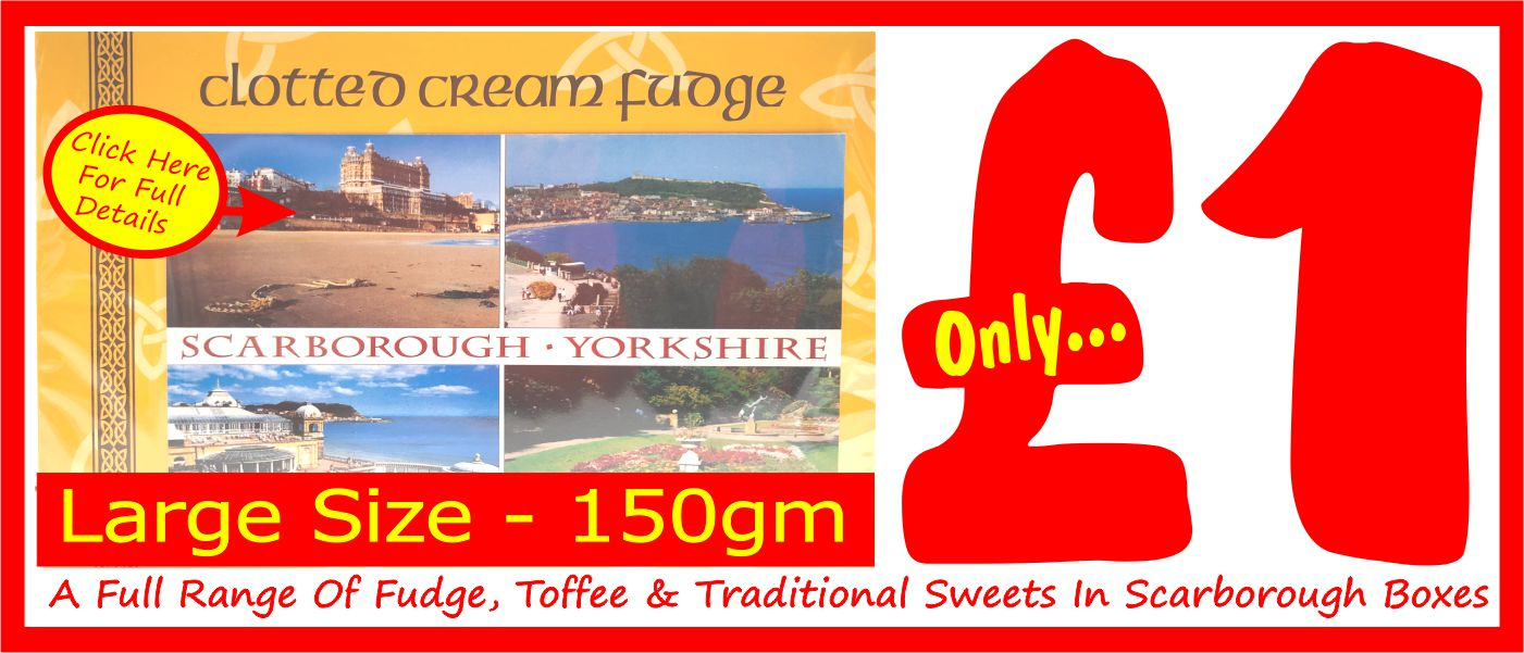 Scarborough Fudge