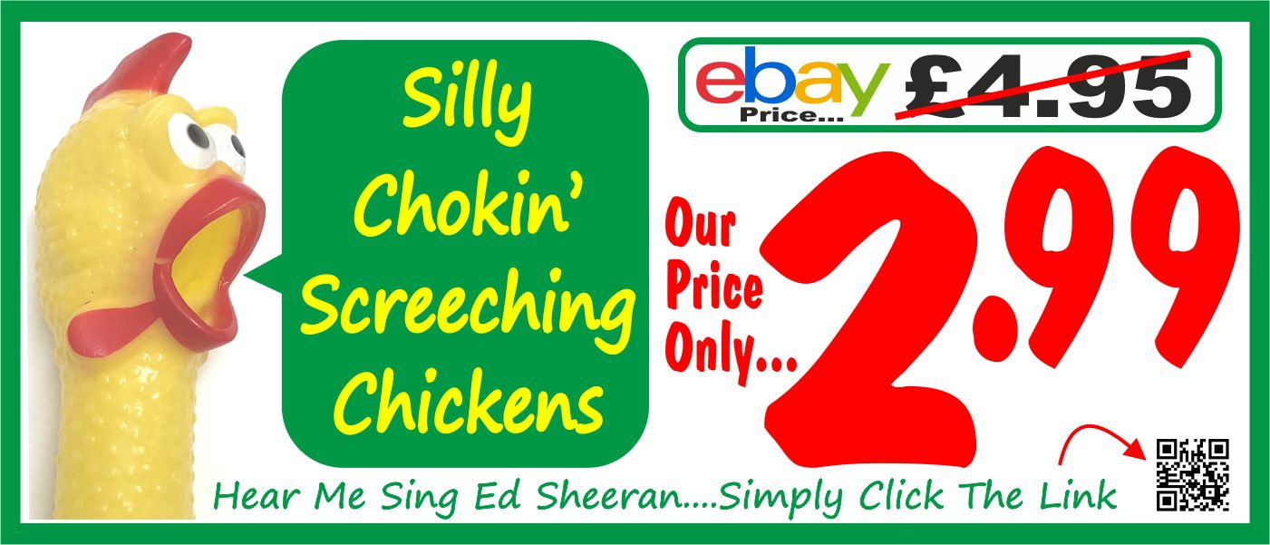 Chokin Chickens Video Link