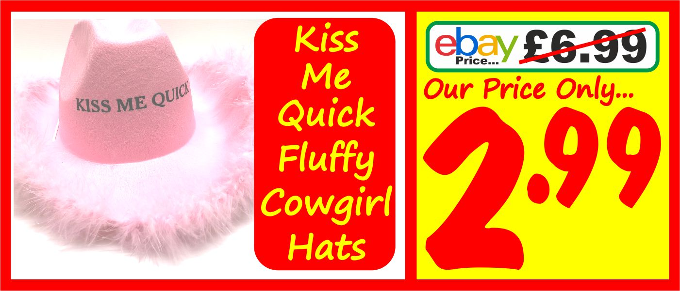 kiss me quick hat