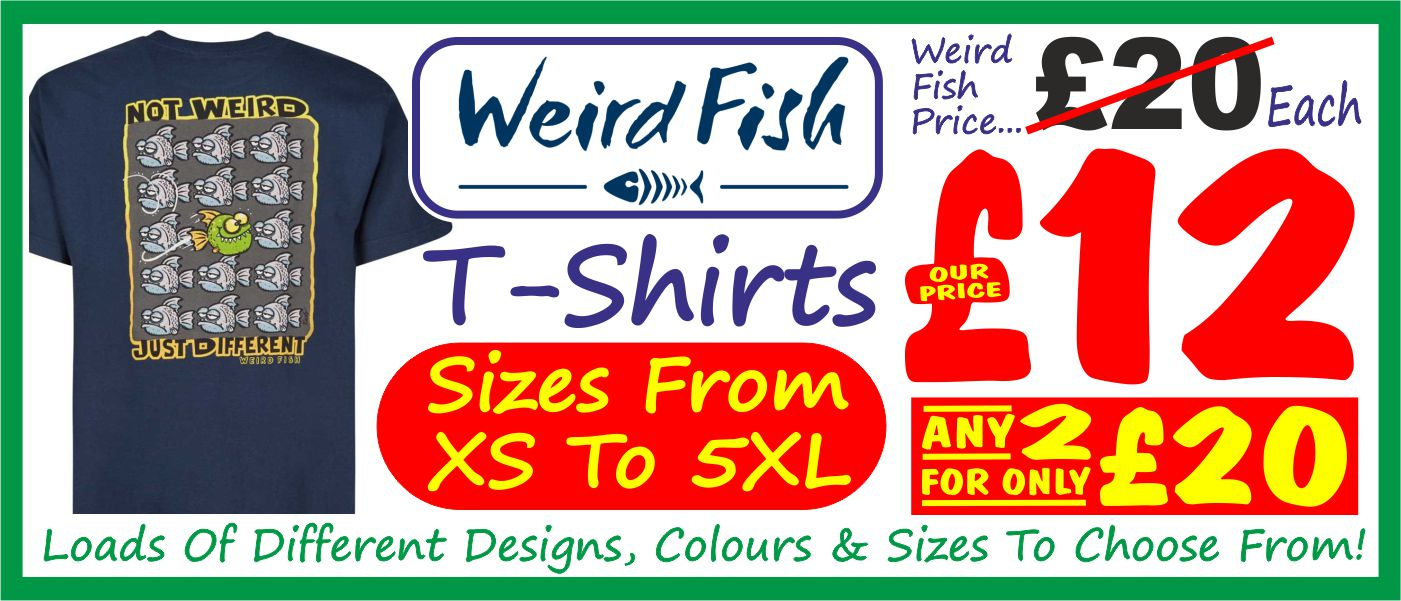 wierd fish T-Shirts catcher